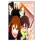 Почтовые открытки K-On!