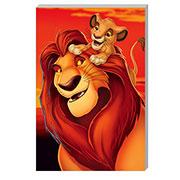 Почтовые открытки Lion King