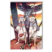 Почтовые открытки Okama Art