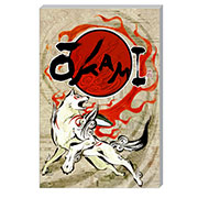 Почтовые открытки Okami