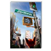 Почтовые открытки Zootopia