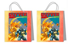 Купить пакеты практичной серии (большие) Bio-Booster Armor Guyver