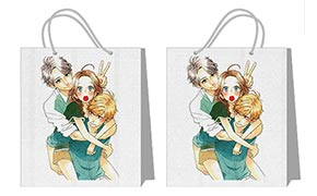 Пакет практичной серии (большой) Hirunaka no Ryuusei