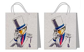 Купить пакеты практичной серии (большие) Detective Conan