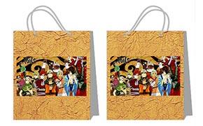 Купить пакеты практичной серии (большие) Naruto