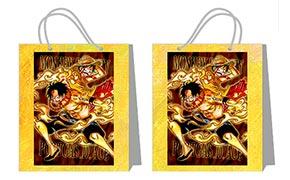 Купить пакеты практичной серии (большие) One Piece