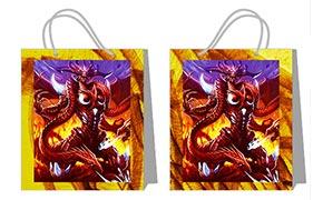 Купить пакеты практичной серии (большие) Rage of Bahamut