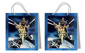 Купить пакеты практичной серии (большие) Star Wars