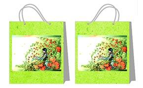 Пакет практичной серии (большой) Tukiji Nao Art