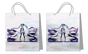 Купить пакеты практичной серии (большие) Vocaloid
