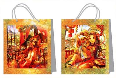 Купить пакеты для украшений (вместительные) Fujiwara