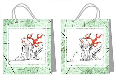 Купить пакеты для украшений (вместительные) Okami