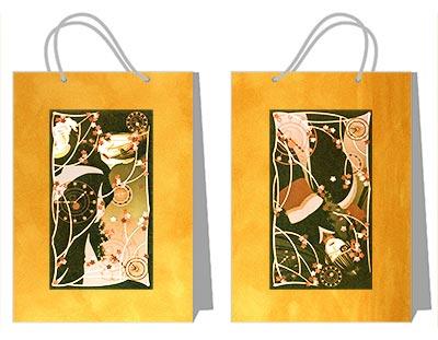 Купить пакеты для украшений (глубокие) Keiyaku no Kuroneko