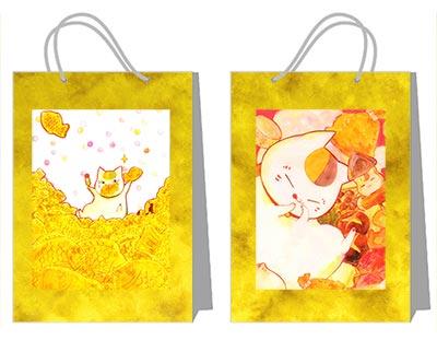 Купить пакеты для украшений (глубокие) Natsume Yuujinchou