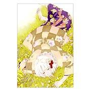 Купить тематические открытки. серия floriant Ao no Exorcist