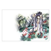 Купить тематические открытки. серия floriant Carnelian art