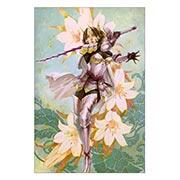 Купить тематические открытки. серия floriant Castelvania