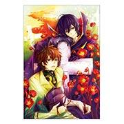 Купить тематические открытки. серия floriant Code Geass: Hangyaku no Lelouch