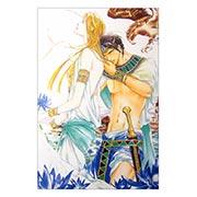 Купить тематические открытки. серия floriant Yamimaru Enjin Art