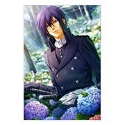 Купить тематические открытки. серия floriant Hakuoki: Shinsengumi Kitan