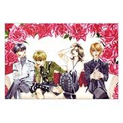 Купить тематические открытки. серия floriant Hana Zakari No Kimitachi E