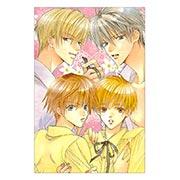 Купить тематические открытки. серия floriant Minami Haruka art