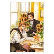 Купить тематические открытки. серия floriant Kisaragi Hirotaka Art