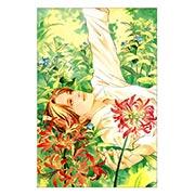 Купить тематические открытки. серия floriant Ima Ichiko art