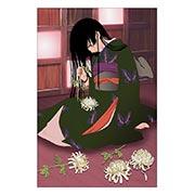 Купить тематические открытки. серия floriant Jigoku Shoujo
