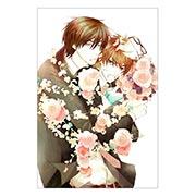 Купить тематические открытки. серия floriant Junjou Romantica