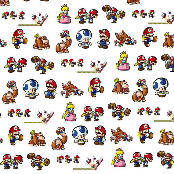 Купить обёрточная крафт-бумага Mario
