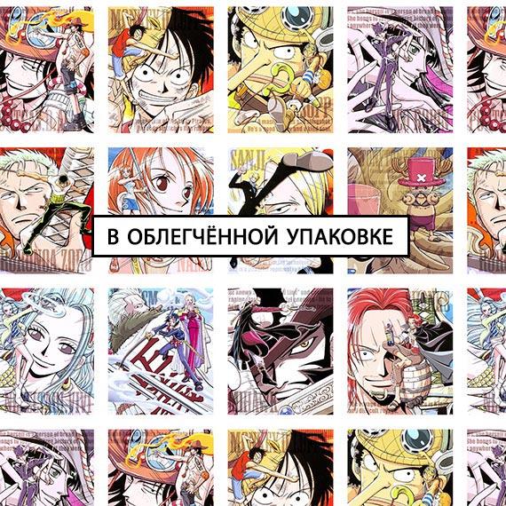 Купить рисовая обёрточная бумага One Piece