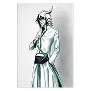 Тематическая открытка. Серия Picante Bleach