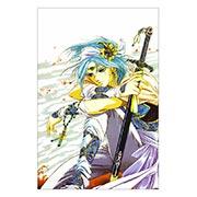 Купить тематические открытки. серия picante Heroic Legend of Arislan