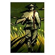 Купить тематические открытки. серия picante Ninja Scroll