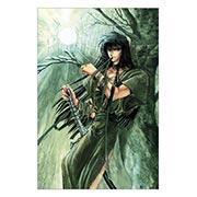 Тематическая открытка. Серия Picante RG Veda