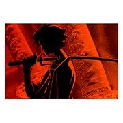 Купить тематические открытки. серия picante Samurai Champloo