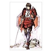Купить тематические открытки. серия picante Takeshi Obata Art