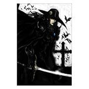 Купить тематические открытки. серия picante Vampire Hunter D