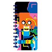 Купить в аметистовой гамме (101 лист) Adventure Time