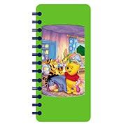 Купить в аметистовой гамме (101 лист) Winnie the Pooh