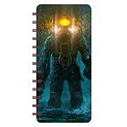 Купить в бирюзовой гамме (71 лист) Bioshock