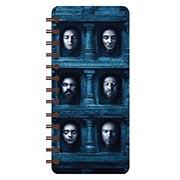 Купить в бирюзовой гамме (71 лист) Game of Thrones