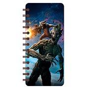 Купить в бирюзовой гамме (71 лист) Guardians of the Galaxy