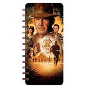 В бирюзовой гамме (71 лист) Indiana Jones