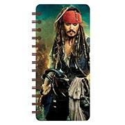 Купить в бирюзовой гамме (71 лист) Pirates of the Caribbean