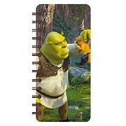 Купить в бирюзовой гамме (71 лист) Shrek
