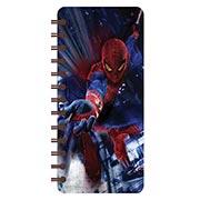 В бирюзовой гамме (71 лист) Spider-man