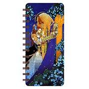 Купить в бирюзовой гамме (71 лист) Toshiaki Kato Art