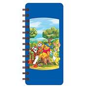 Купить в бирюзовой гамме (71 лист) Winnie the Pooh